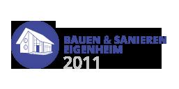 Bauen und Sanieren - EIGENHEIM Rostock - Messelogo